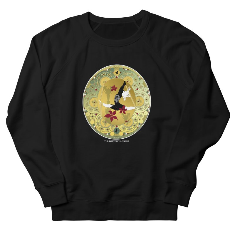 The Butterfly Circus Lenormand Flowers Women's Sweatshirt by theatticshoppe's Artist Shop