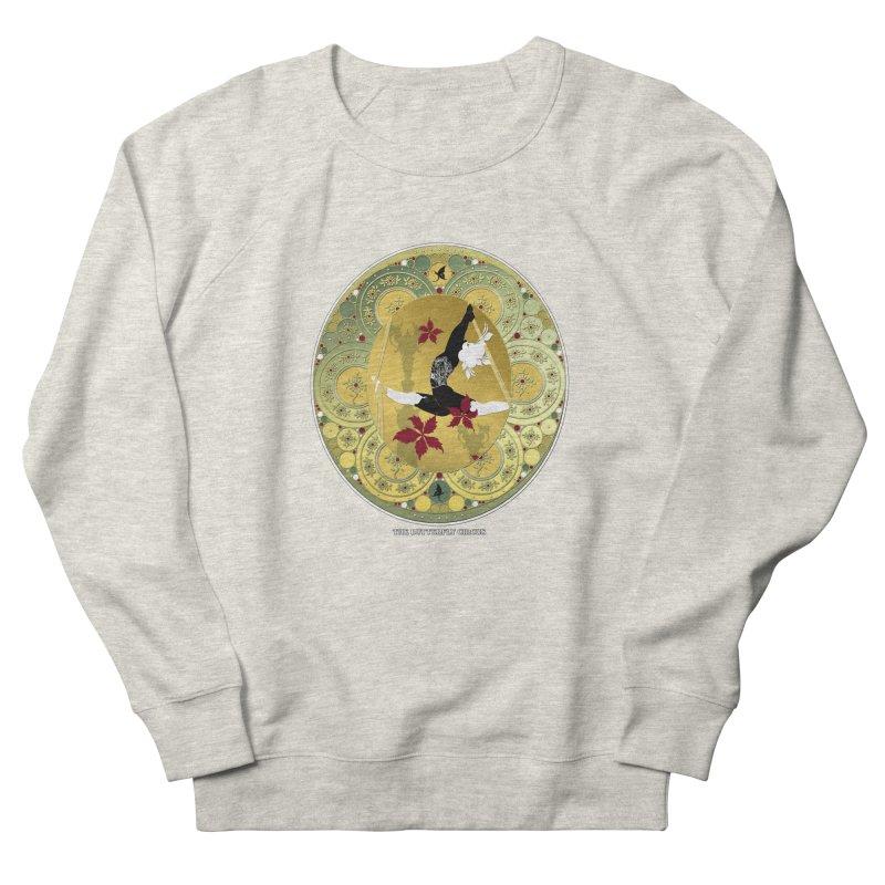 The Butterfly Circus Lenormand Flowers Men's Sweatshirt by theatticshoppe's Artist Shop