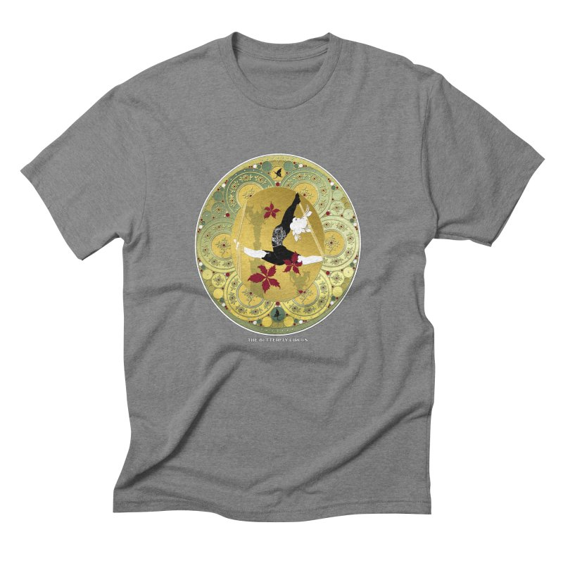 The Butterfly Circus Lenormand Flowers Men's Triblend T-Shirt by theatticshoppe's Artist Shop