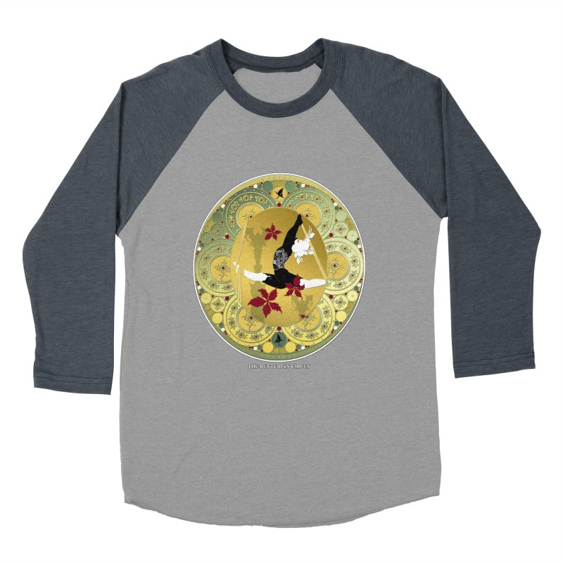 The Butterfly Circus Lenormand Flowers Women's Baseball Triblend T-Shirt by theatticshoppe's Artist Shop