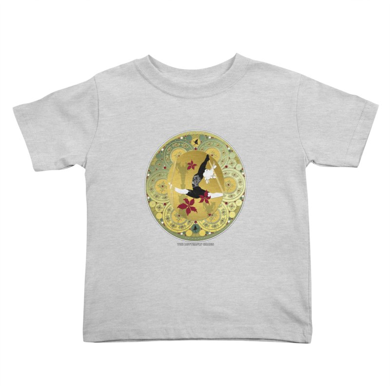 The Butterfly Circus Lenormand Flowers Kids Toddler T-Shirt by theatticshoppe's Artist Shop