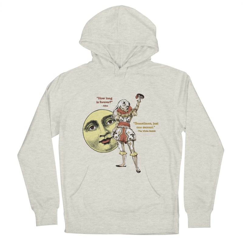 How Long is Forever? Women's Pullover Hoody by theatticshoppe's Artist Shop