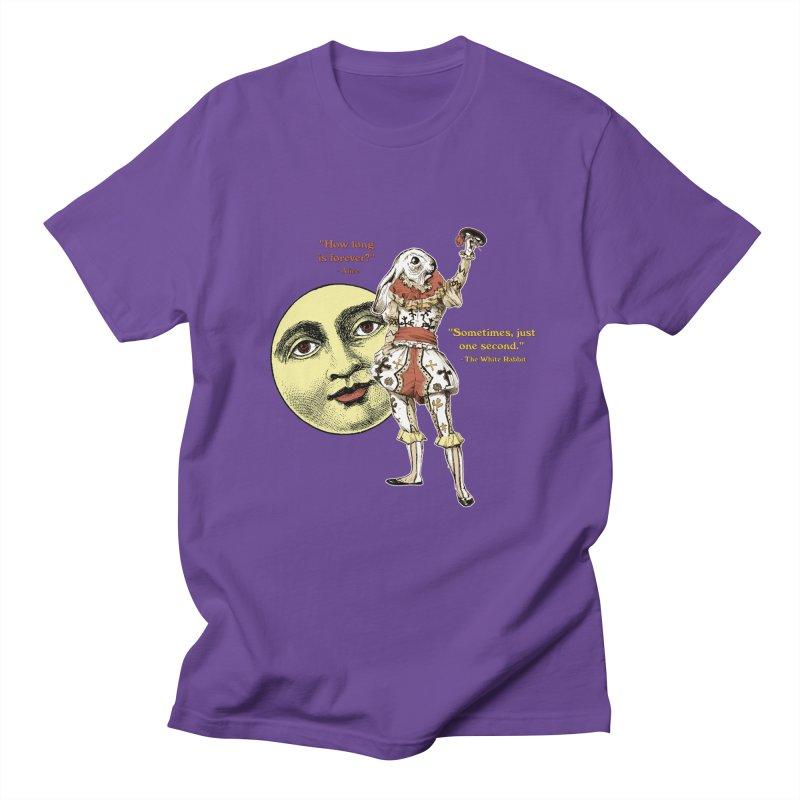 How Long is Forever? Women's Unisex T-Shirt by theatticshoppe's Artist Shop