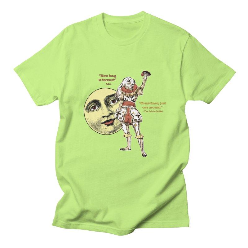 How Long is Forever? Women's Regular Unisex T-Shirt by theatticshoppe's Artist Shop