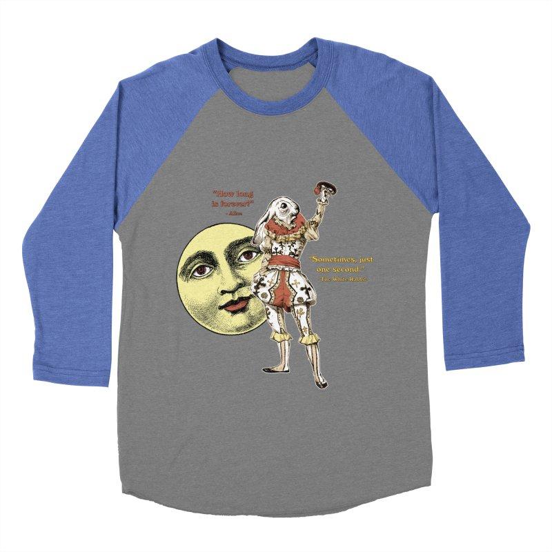 How Long is Forever? Men's Baseball Triblend T-Shirt by theatticshoppe's Artist Shop
