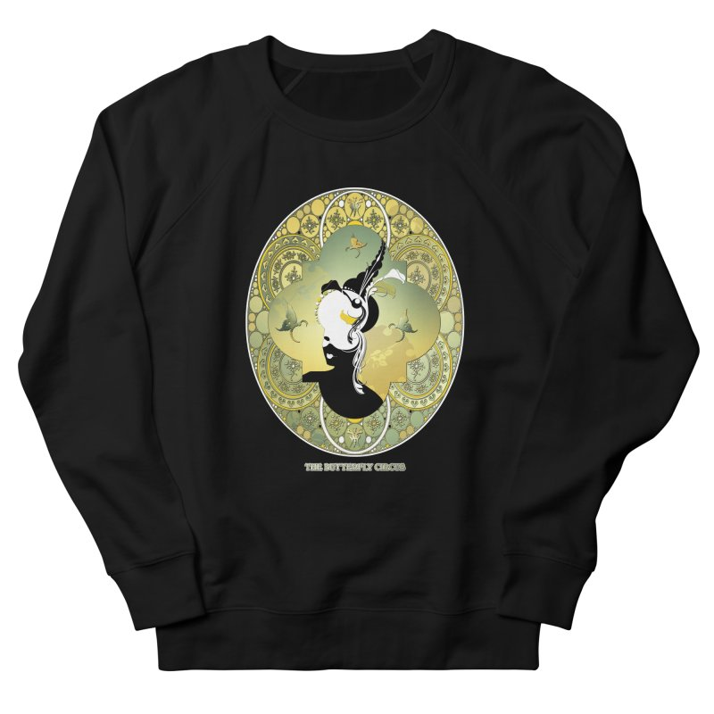 The Butterfly Circus Lily  Men's Sweatshirt by theatticshoppe's Artist Shop