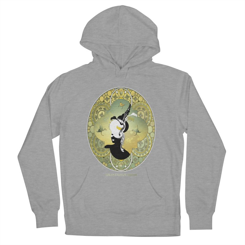 The Butterfly Circus Lily  Men's Pullover Hoody by theatticshoppe's Artist Shop