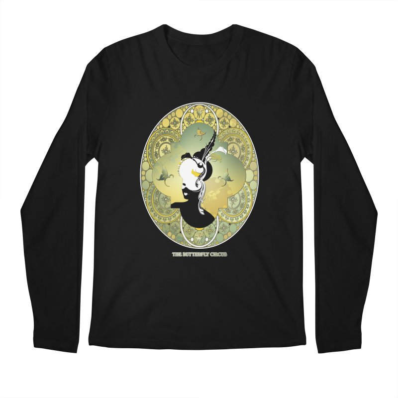 The Butterfly Circus Lily  Men's Longsleeve T-Shirt by theatticshoppe's Artist Shop