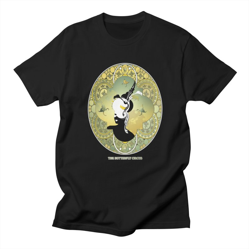 The Butterfly Circus Lily  Men's T-Shirt by theatticshoppe's Artist Shop
