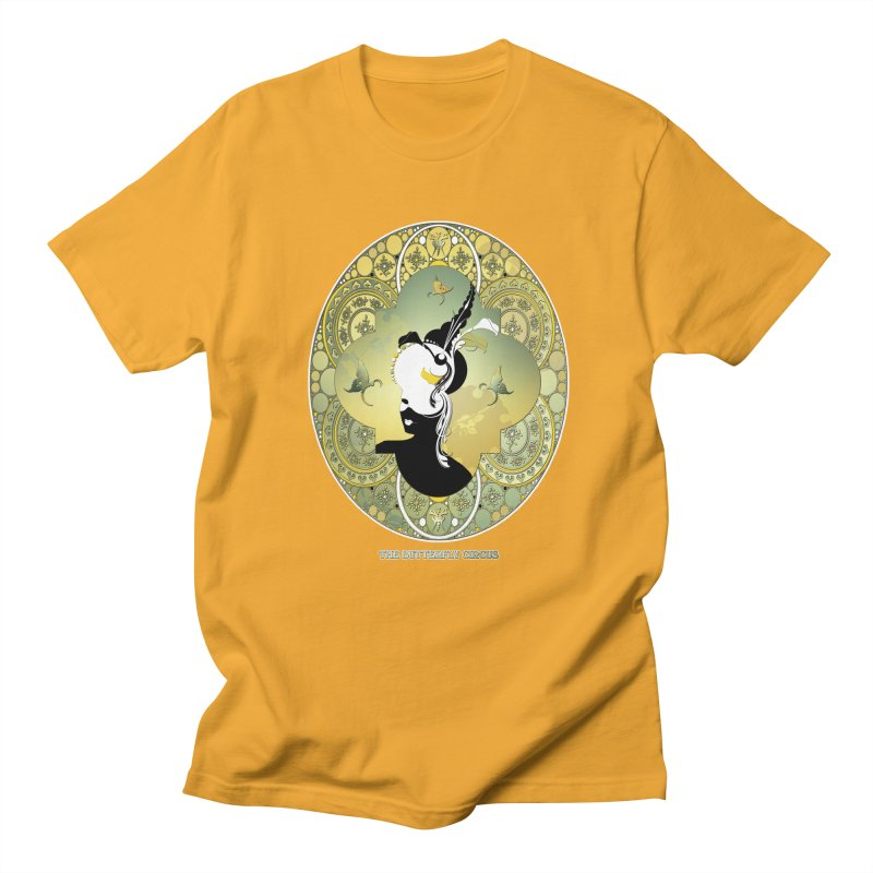 The Butterfly Circus Lily  Women's Unisex T-Shirt by theatticshoppe's Artist Shop
