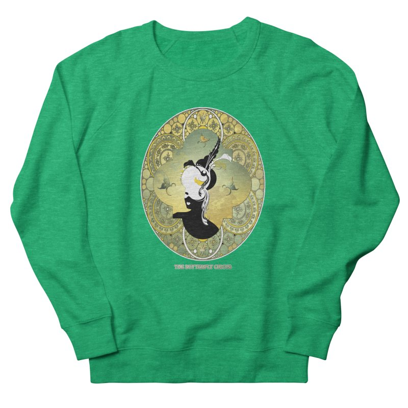 The Butterfly Circus Lily  Women's Sweatshirt by theatticshoppe's Artist Shop