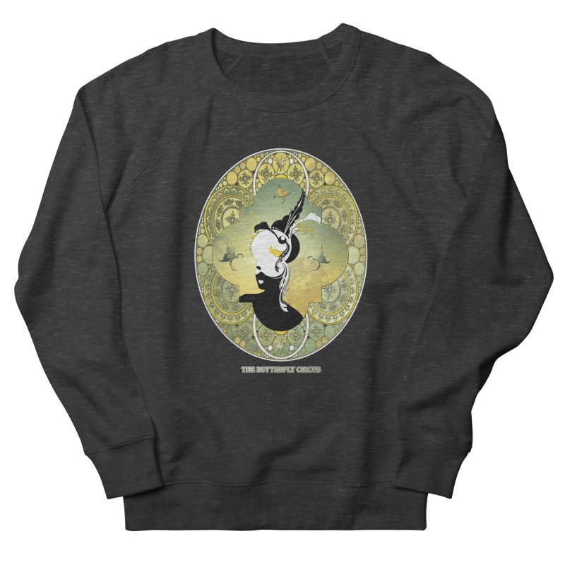 The Butterfly Circus Lily  Women's French Terry Sweatshirt by theatticshoppe's Artist Shop