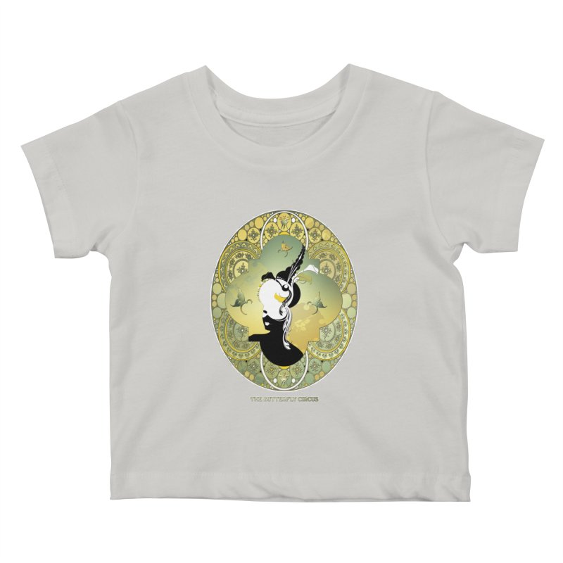 The Butterfly Circus Lily  Kids Baby T-Shirt by theatticshoppe's Artist Shop