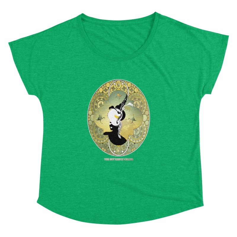 The Butterfly Circus Lily  Women's Dolman by theatticshoppe's Artist Shop
