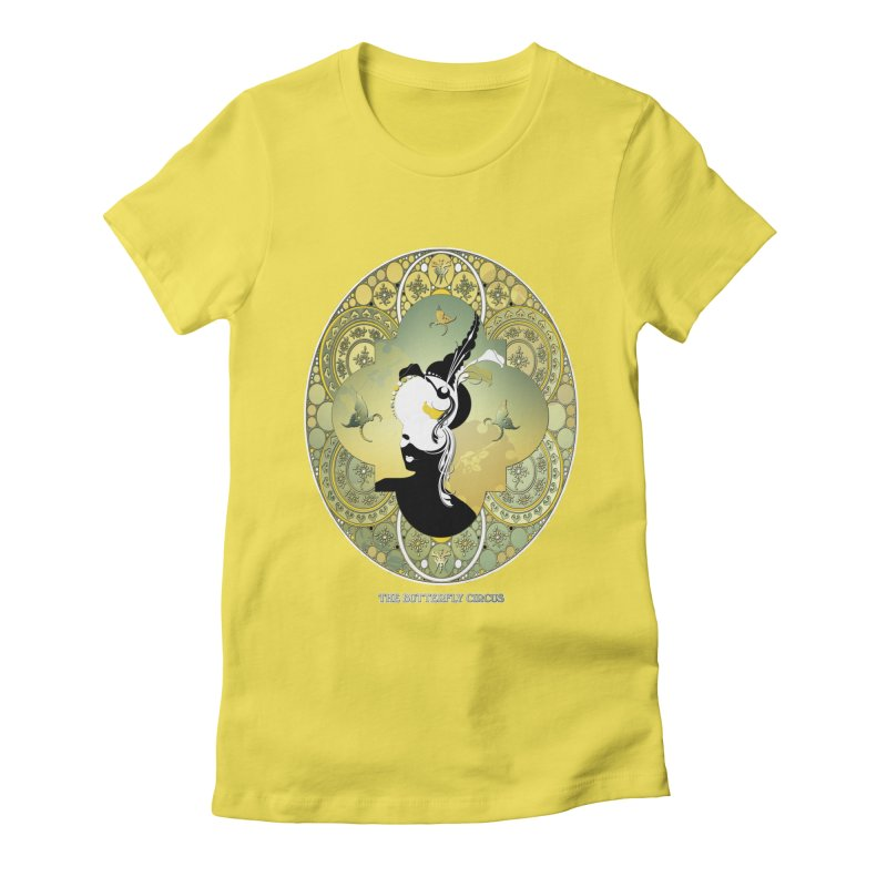 The Butterfly Circus Lily  Women's T-Shirt by theatticshoppe's Artist Shop