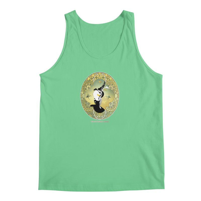 The Butterfly Circus Lily  Men's Tank by theatticshoppe's Artist Shop