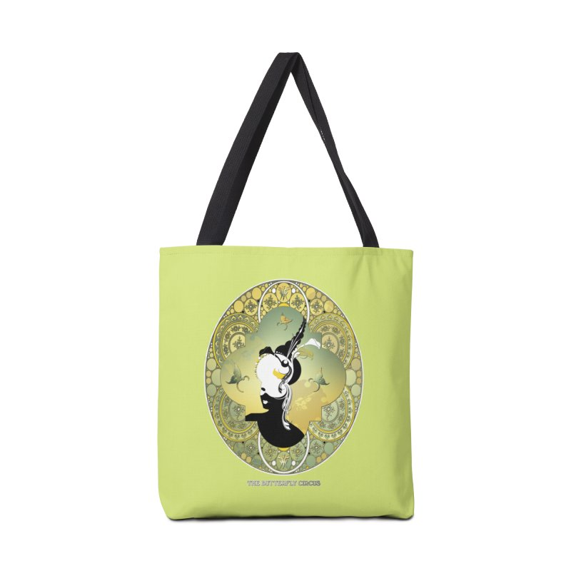 The Butterfly Circus Lily  Accessories Tote Bag Bag by theatticshoppe's Artist Shop