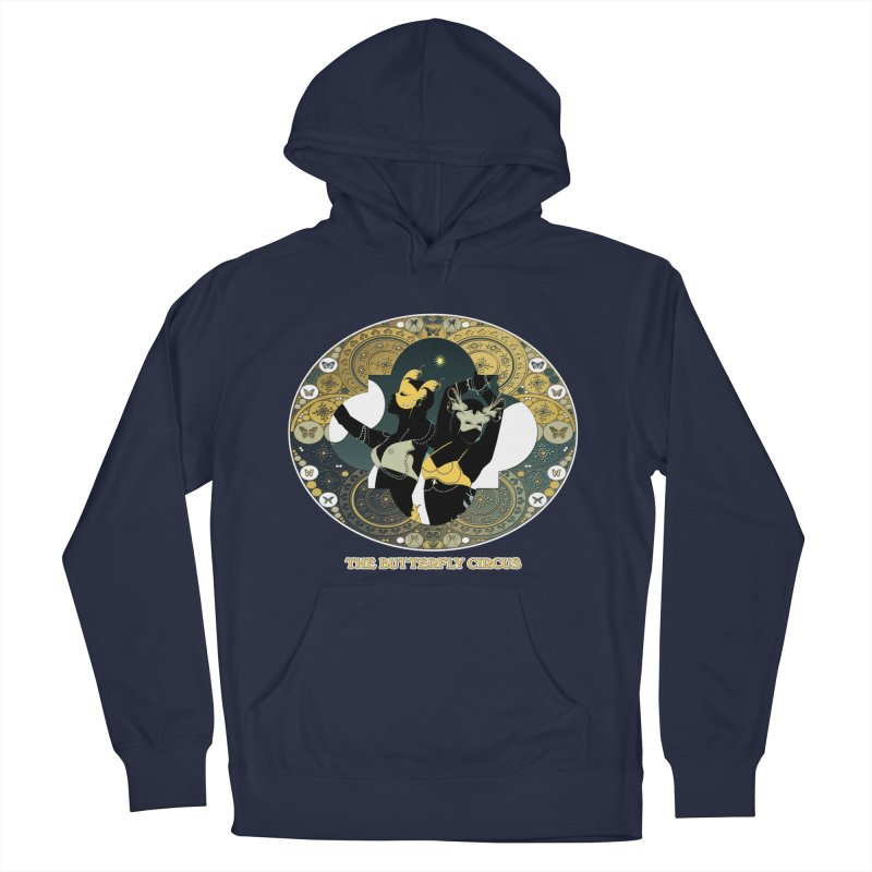 The Butterfly Circus Stars Landscape Men's Pullover Hoody by theatticshoppe's Artist Shop