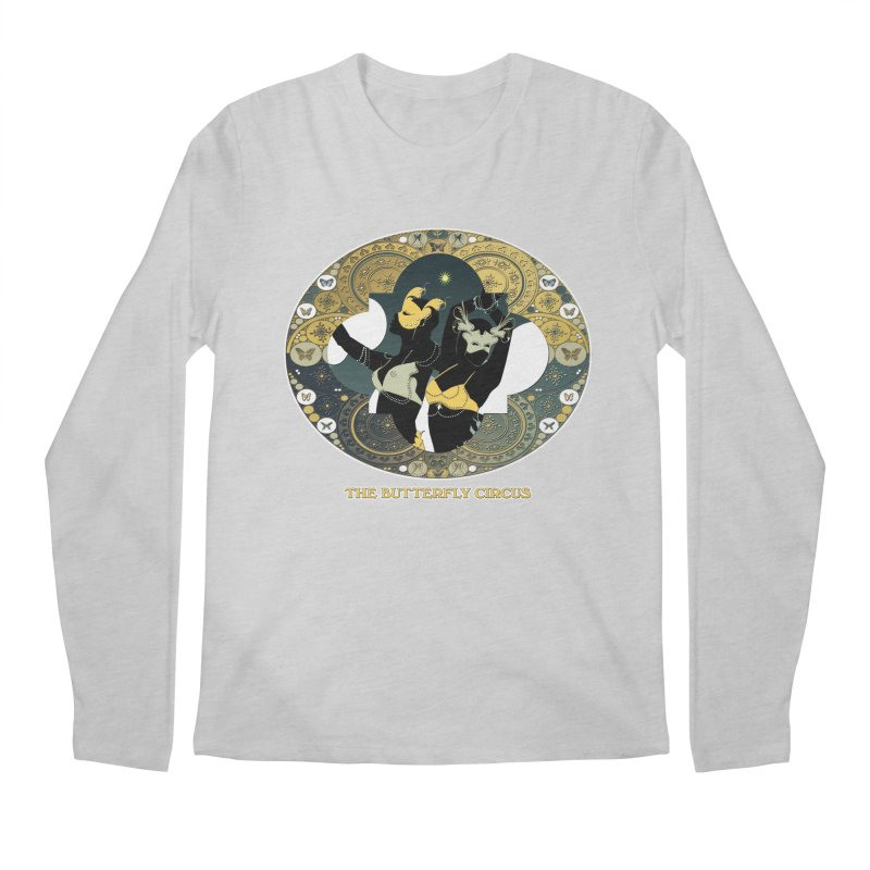 The Butterfly Circus Stars Landscape Men's Longsleeve T-Shirt by theatticshoppe's Artist Shop