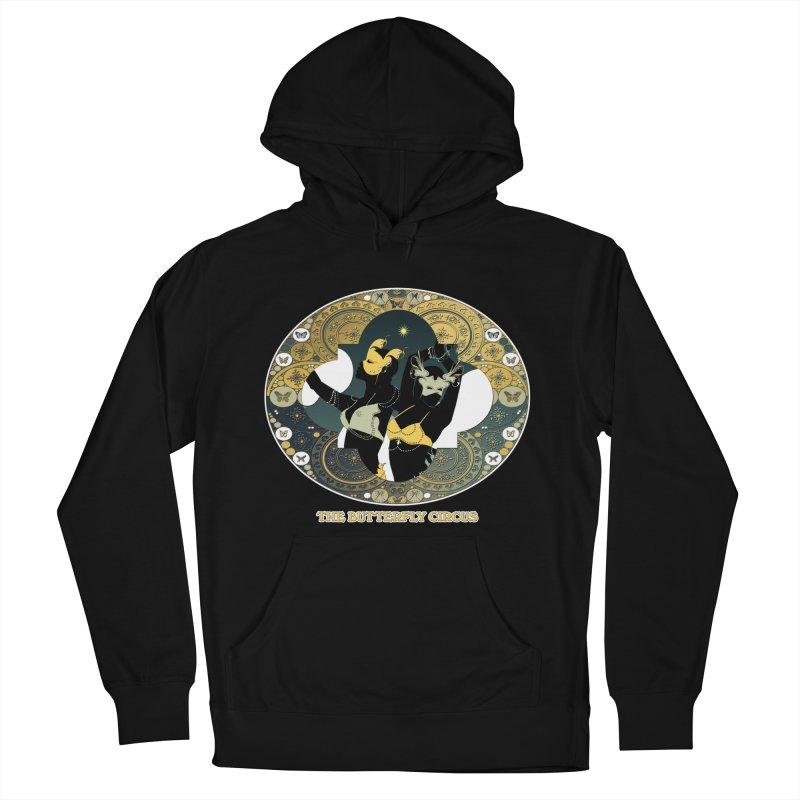 The Butterfly Circus Stars Landscape Men's French Terry Pullover Hoody by theatticshoppe's Artist Shop