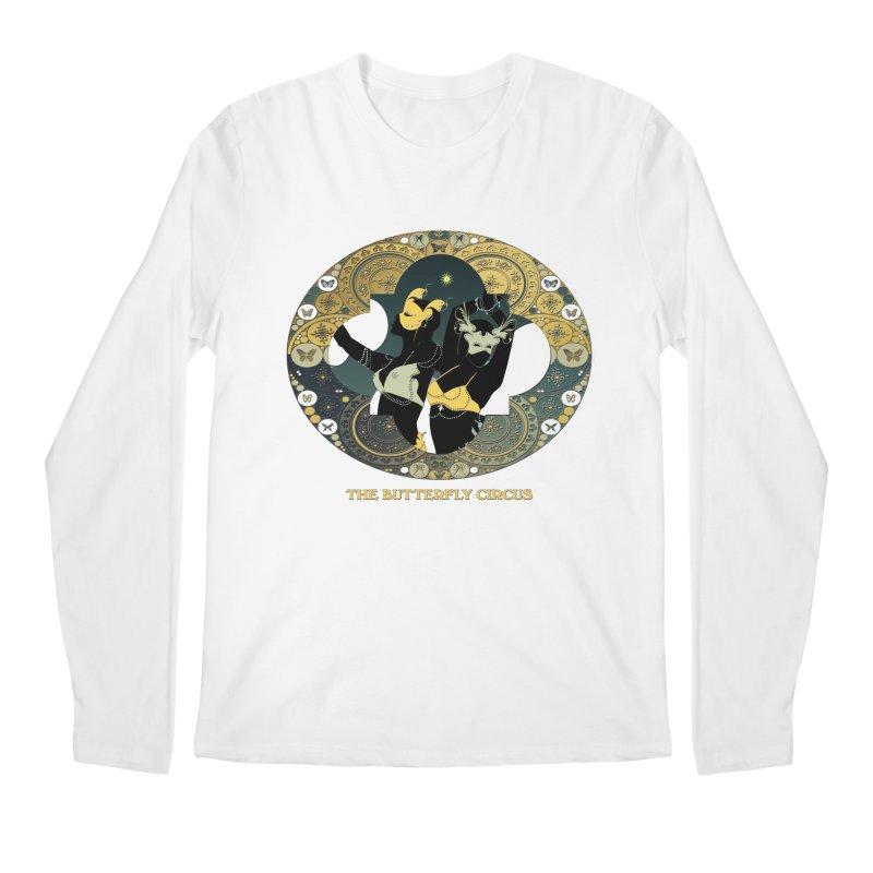 The Butterfly Circus Stars Landscape Men's Regular Longsleeve T-Shirt by theatticshoppe's Artist Shop
