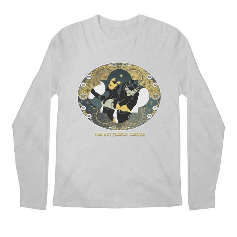The Butterfly Circus Stars Landscape Men's Longsleeve T-Shirt by theatticshoppe's Artist Shop