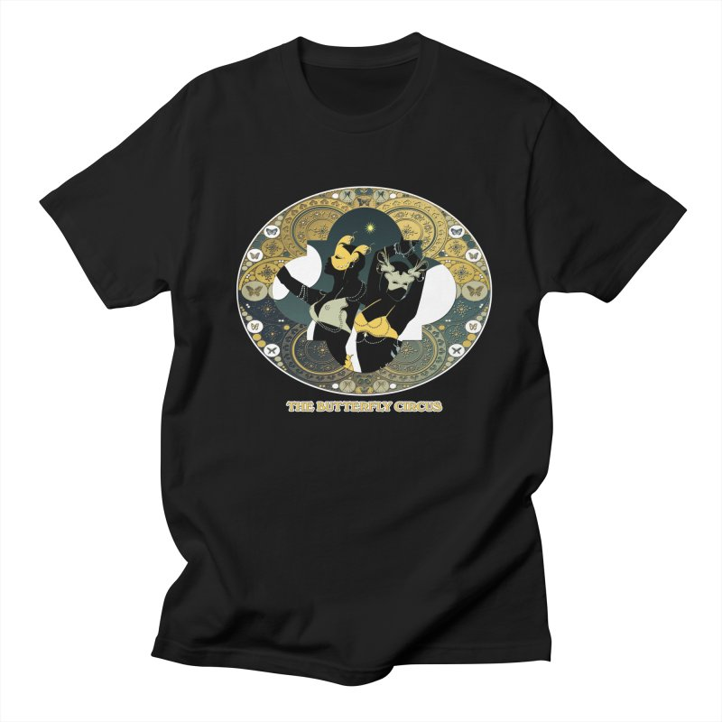The Butterfly Circus Stars Landscape Women's Unisex T-Shirt by theatticshoppe's Artist Shop