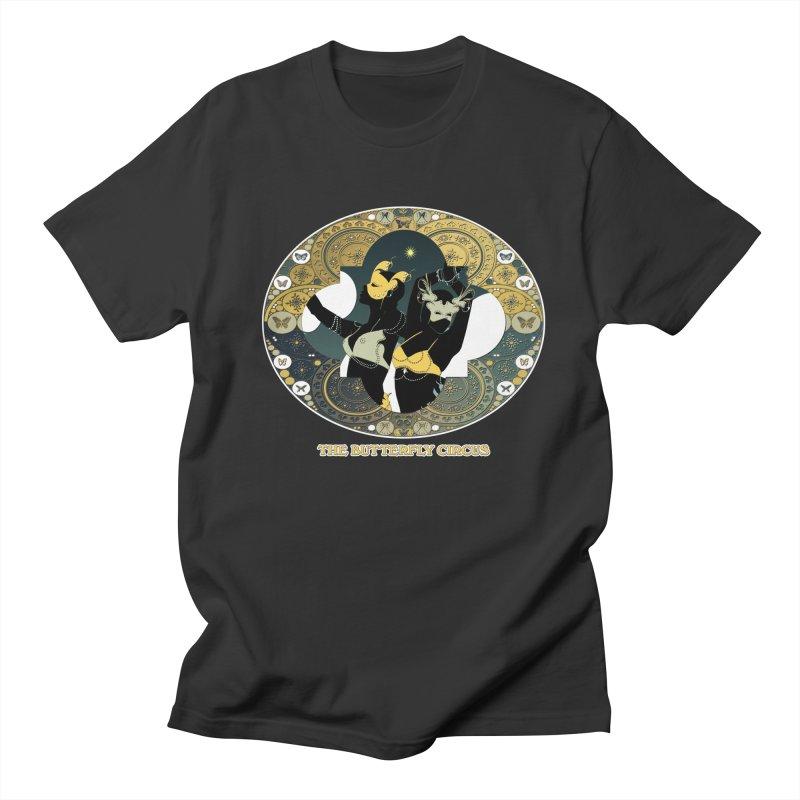 The Butterfly Circus Stars Landscape Women's Regular Unisex T-Shirt by theatticshoppe's Artist Shop