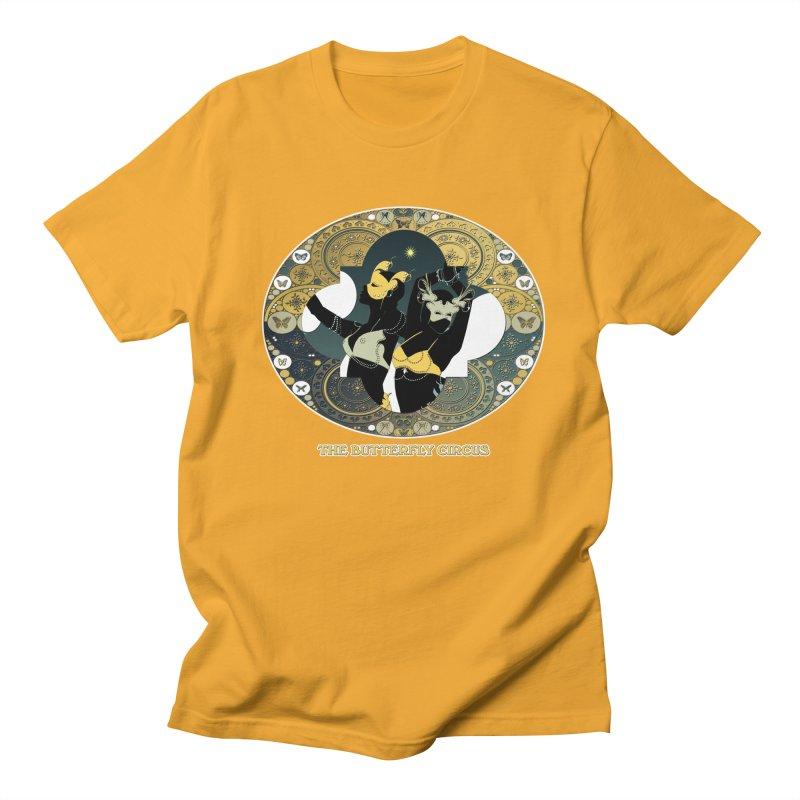 The Butterfly Circus Stars Landscape Men's Regular T-Shirt by theatticshoppe's Artist Shop