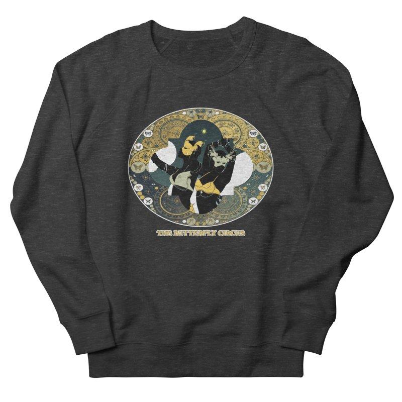The Butterfly Circus Stars Landscape Women's Sweatshirt by theatticshoppe's Artist Shop
