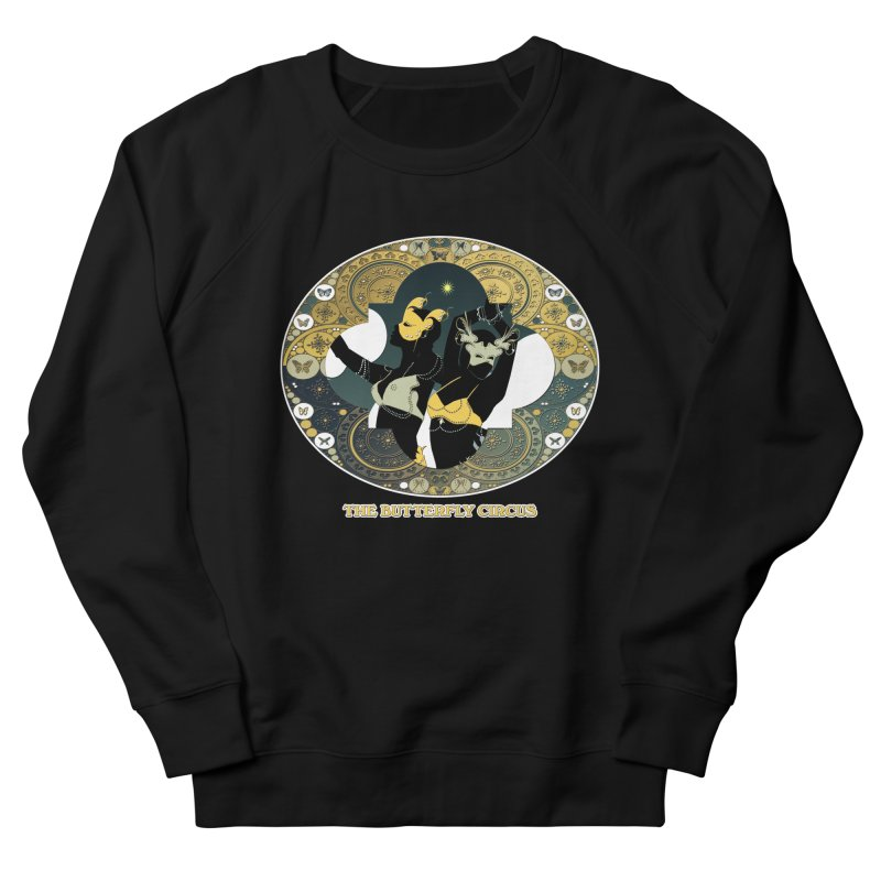 The Butterfly Circus Stars Landscape Women's Sweatshirt by theatticshoppe's Artist Shop