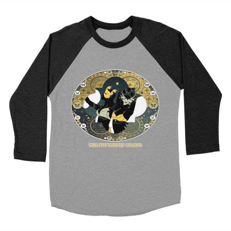 The Butterfly Circus Stars Landscape Women's Baseball Triblend T-Shirt by theatticshoppe's Artist Shop