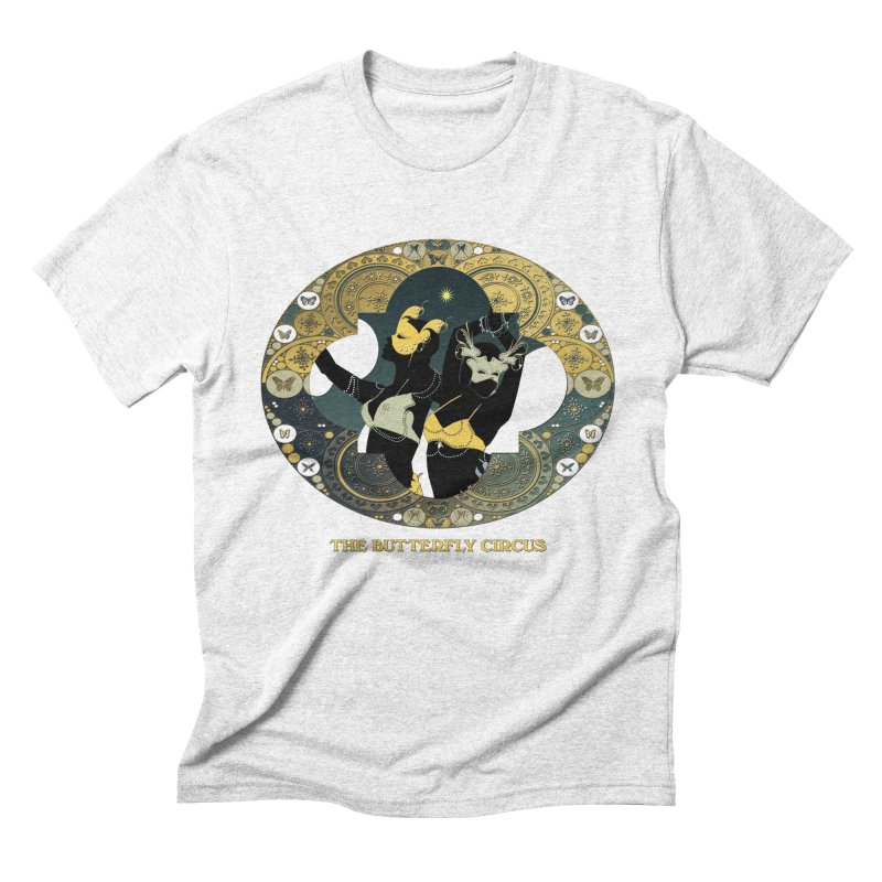 The Butterfly Circus Stars Landscape Men's Triblend T-shirt by theatticshoppe's Artist Shop