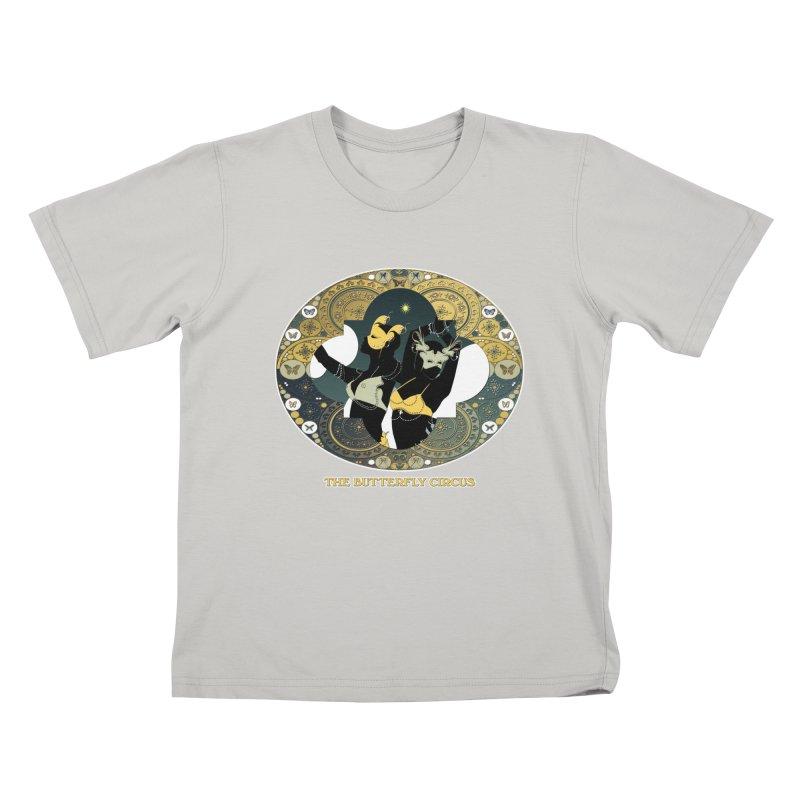 The Butterfly Circus Stars Landscape Kids T-shirt by theatticshoppe's Artist Shop