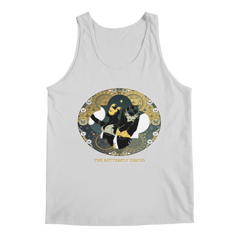 The Butterfly Circus Stars Landscape Men's Regular Tank by theatticshoppe's Artist Shop