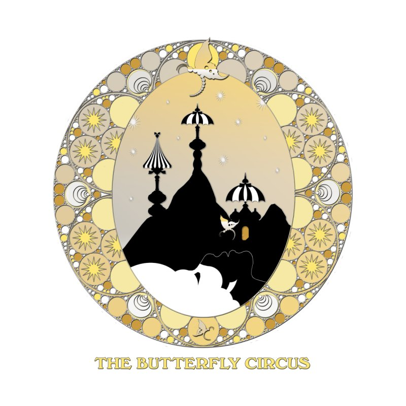The Butterfly Circus Lenormand Mountain Design Women's Tank by theatticshoppe's Artist Shop