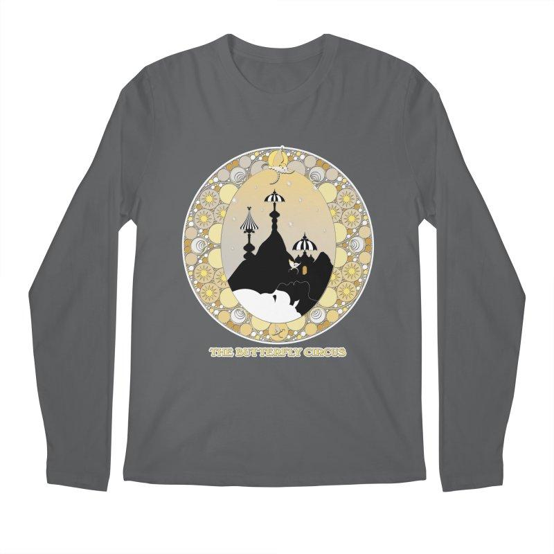 The Butterfly Circus Lenormand Mountain Design Men's Longsleeve T-Shirt by theatticshoppe's Artist Shop