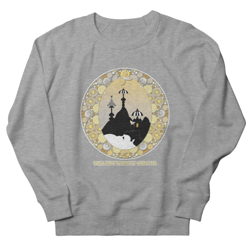 The Butterfly Circus Lenormand Mountain Design Men's Sweatshirt by theatticshoppe's Artist Shop