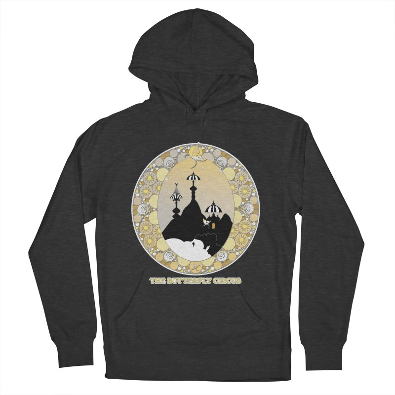 The Butterfly Circus Lenormand Mountain Design Women's French Terry Pullover Hoody by theatticshoppe's Artist Shop