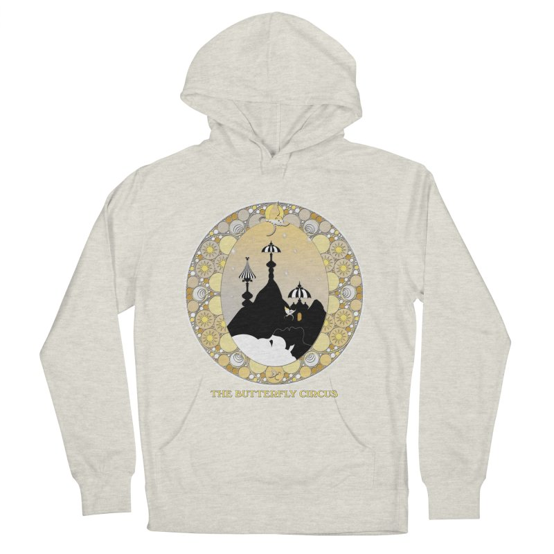 The Butterfly Circus Lenormand Mountain Design Women's Pullover Hoody by theatticshoppe's Artist Shop