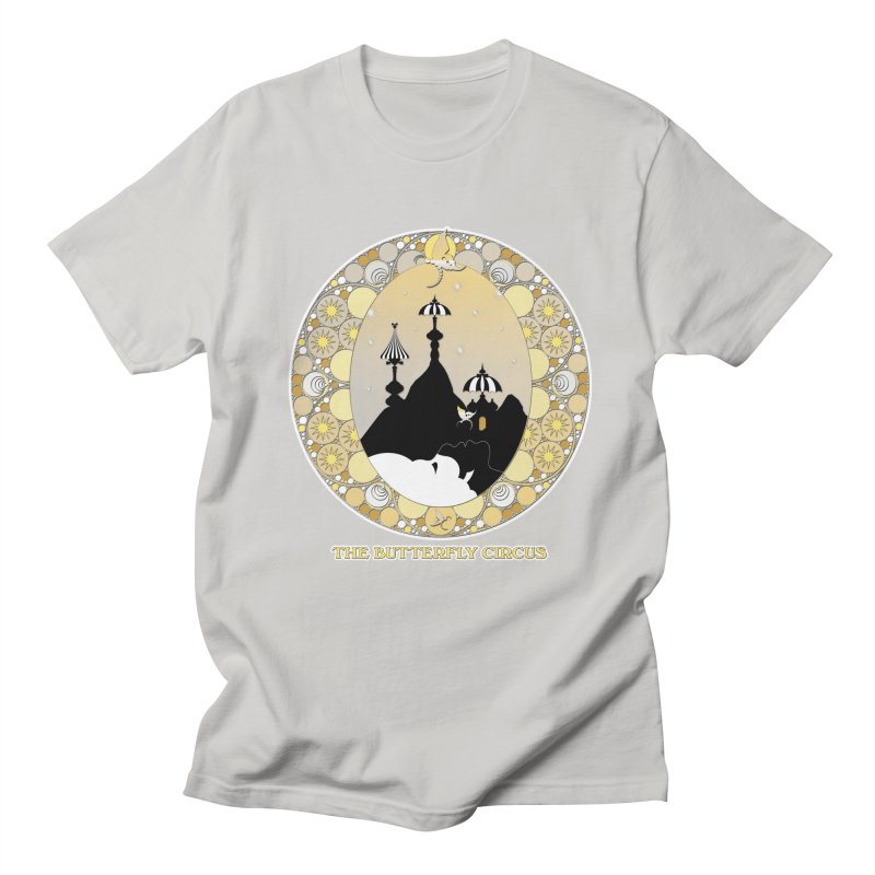 The Butterfly Circus Lenormand Mountain Design Women's Unisex T-Shirt by theatticshoppe's Artist Shop