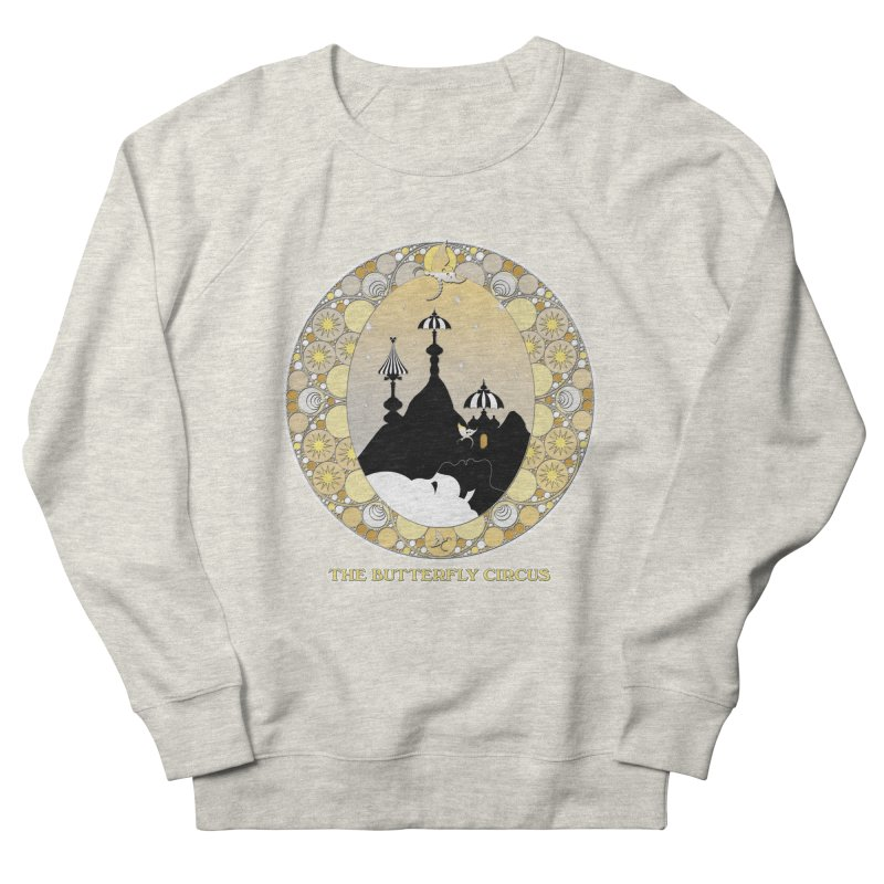 The Butterfly Circus Lenormand Mountain Design Women's Sweatshirt by theatticshoppe's Artist Shop