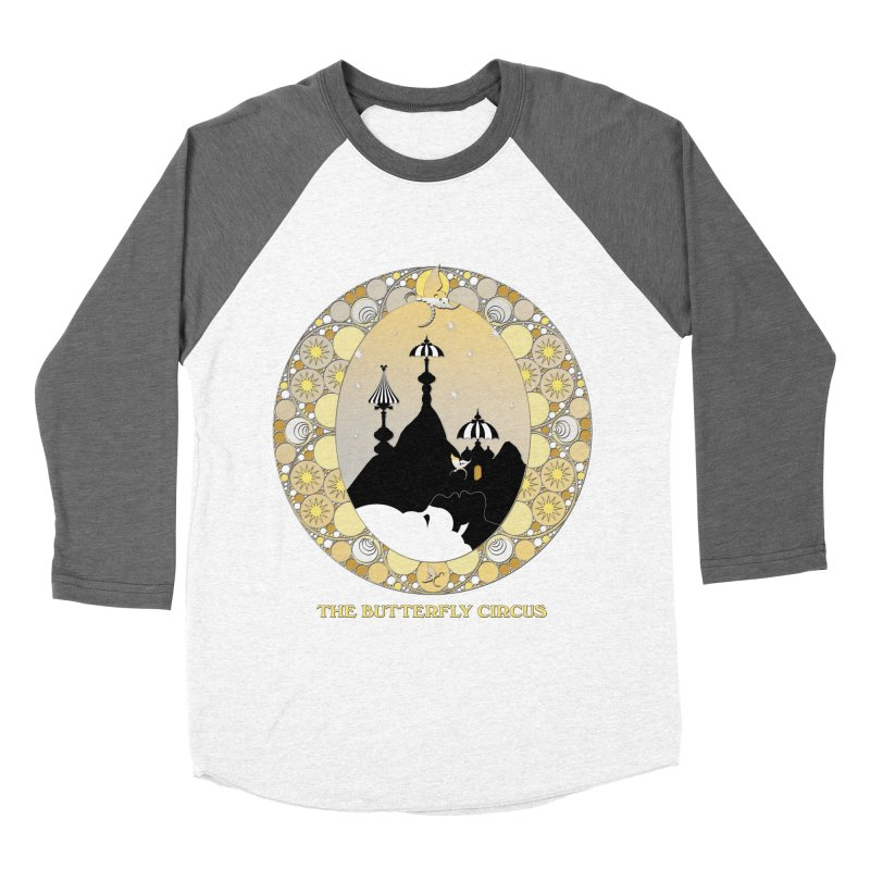 The Butterfly Circus Lenormand Mountain Design Women's Baseball Triblend Longsleeve T-Shirt by theatticshoppe's Artist Shop