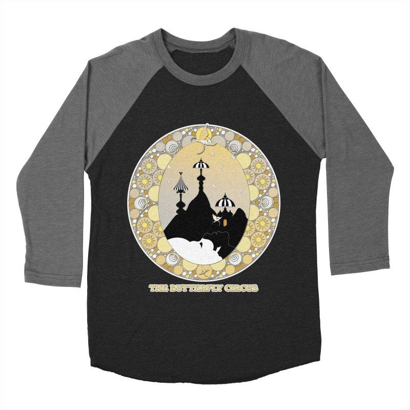 The Butterfly Circus Lenormand Mountain Design Women's Baseball Triblend Longsleeve T-Shirt by theatticshoppe's Artist Shop