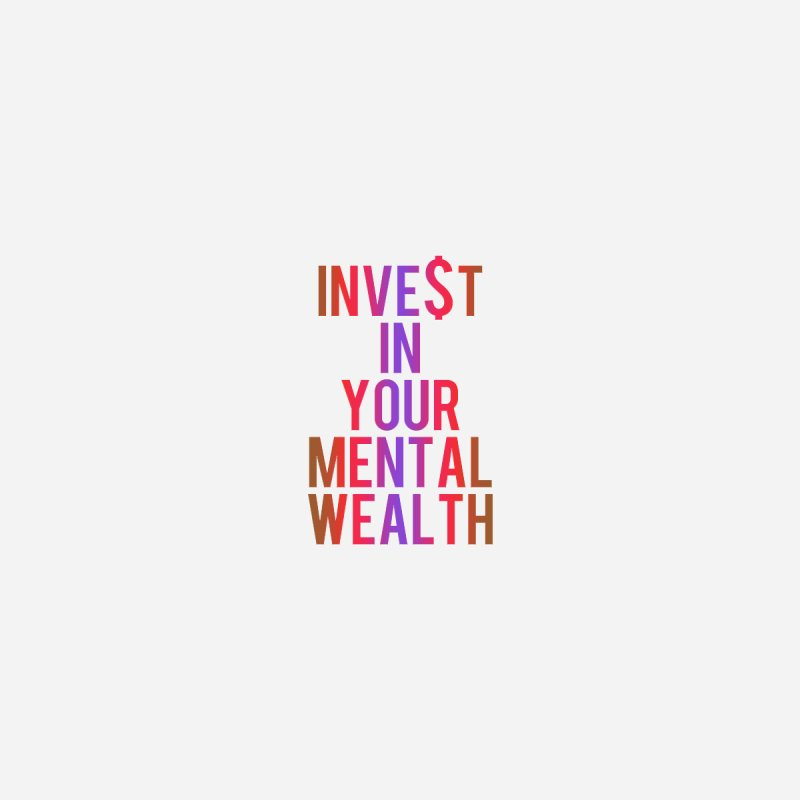 Mental Wealth (Limited Edition) Accessories Beach Towel by theawkwardmind's Artist Shop