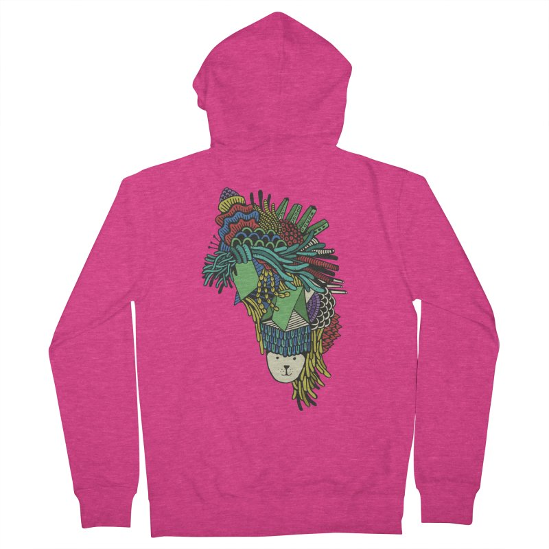 Colorful Vegetables Women's Zip-Up Hoody by The Babybirds