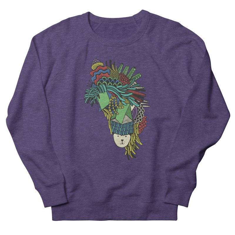 Colorful Vegetables Women's Sweatshirt by The Babybirds