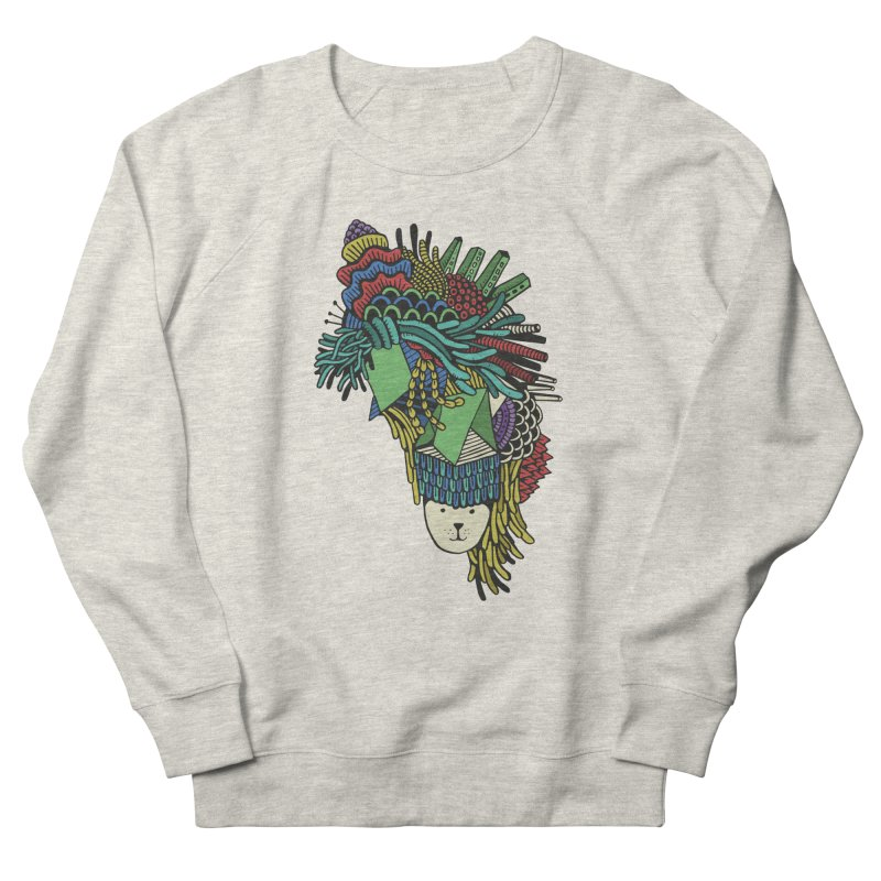 Colorful Vegetables Men's Sweatshirt by The Babybirds