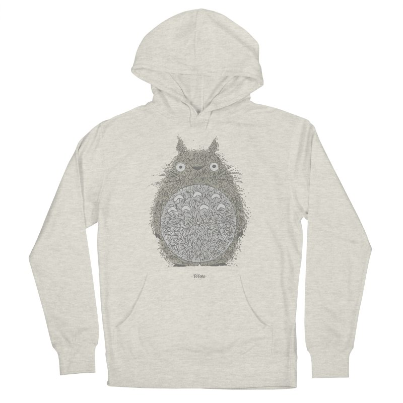 My Neighbour Women's French Terry Pullover Hoody by The Babybirds