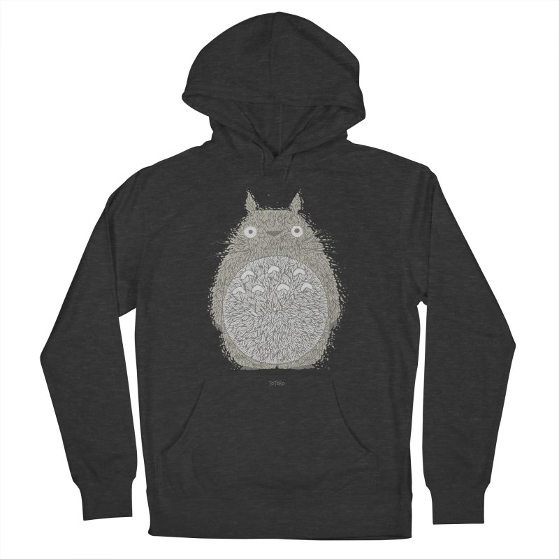 My Neighbour Men's French Terry Pullover Hoody by The Babybirds
